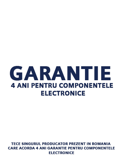 Tece asigura 4 ani garantie pentru electronice