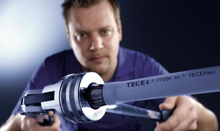 Teceflex instalatii de apa potabila pe toata durata