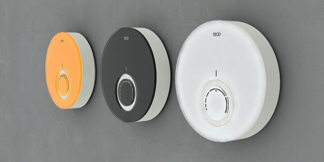 Termostate cu design modern